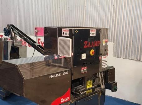 Máquina Para Fazer Farelo Extrusado e Óleo